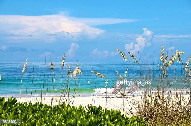 blue water - anna maria island stock pictures, royalty-free photos & images