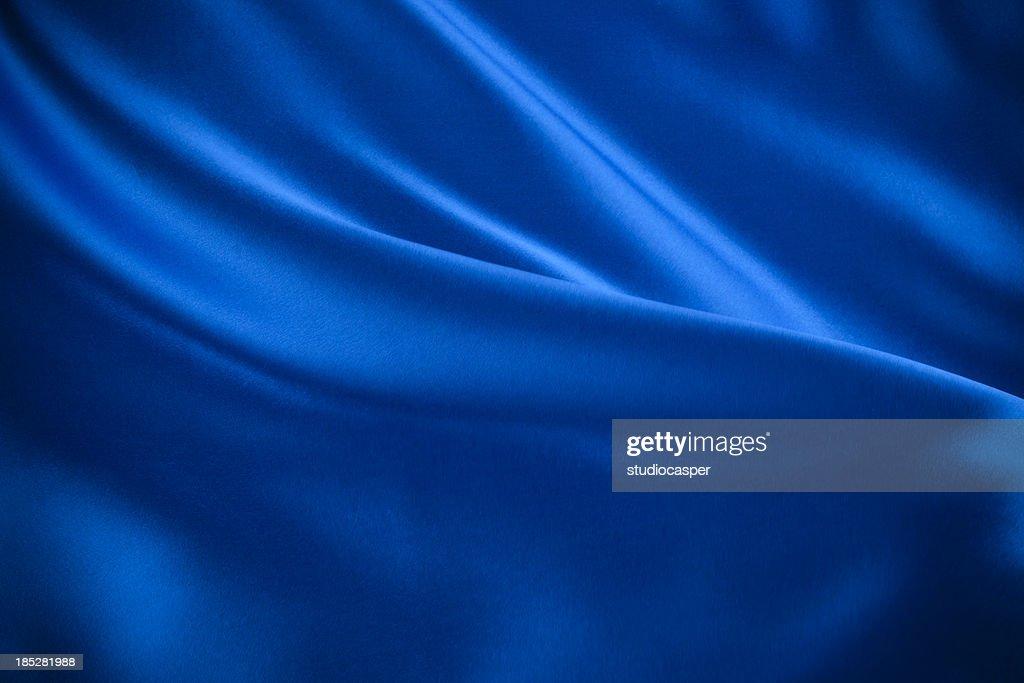Blue Waves : Stock Photo