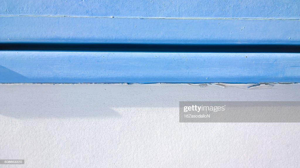 blue Wood : Stock Photo