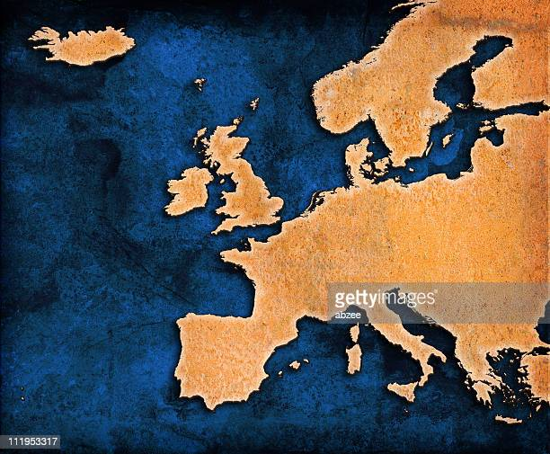 Blue Welt Europa
