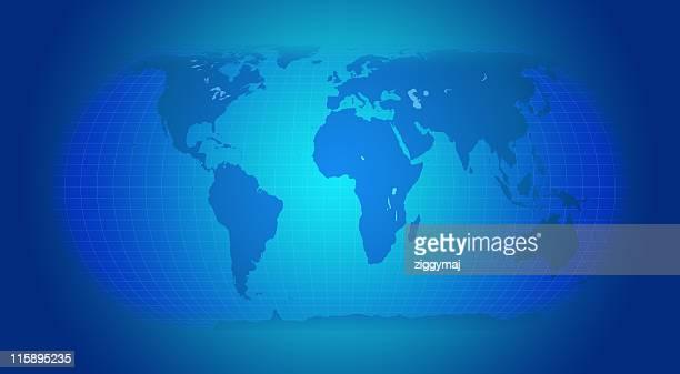 ブルーの世界 - エウロパ ストックフォトと画像