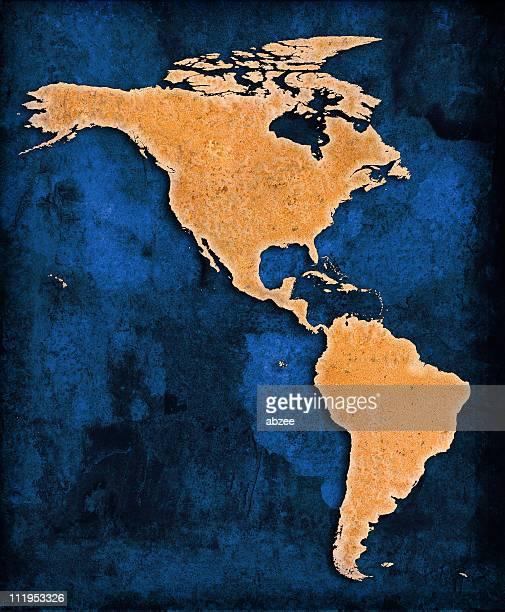 Blue World The Americas