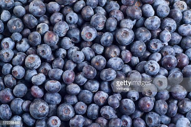 mirtilli, frutta sano cibo motivo di texture di sfondo per mangiare fresco - mirtillo foto e immagini stock