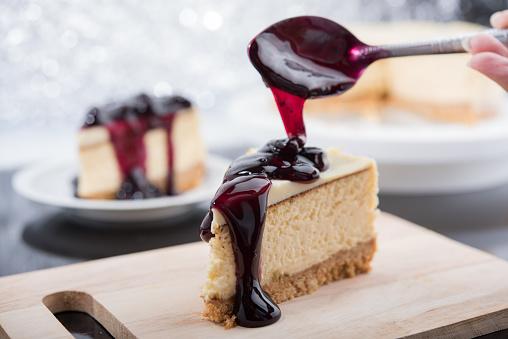 Blueberry Cheesecake 515447912