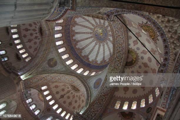 blue-mosque-2013m - james popple foto e immagini stock