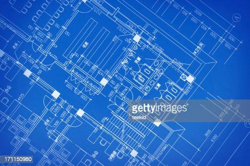 Architecture blueprintmechanical engineering blueprint stock photo keywords malvernweather Choice Image