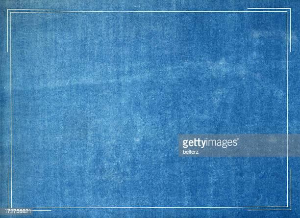 Blueprint frame