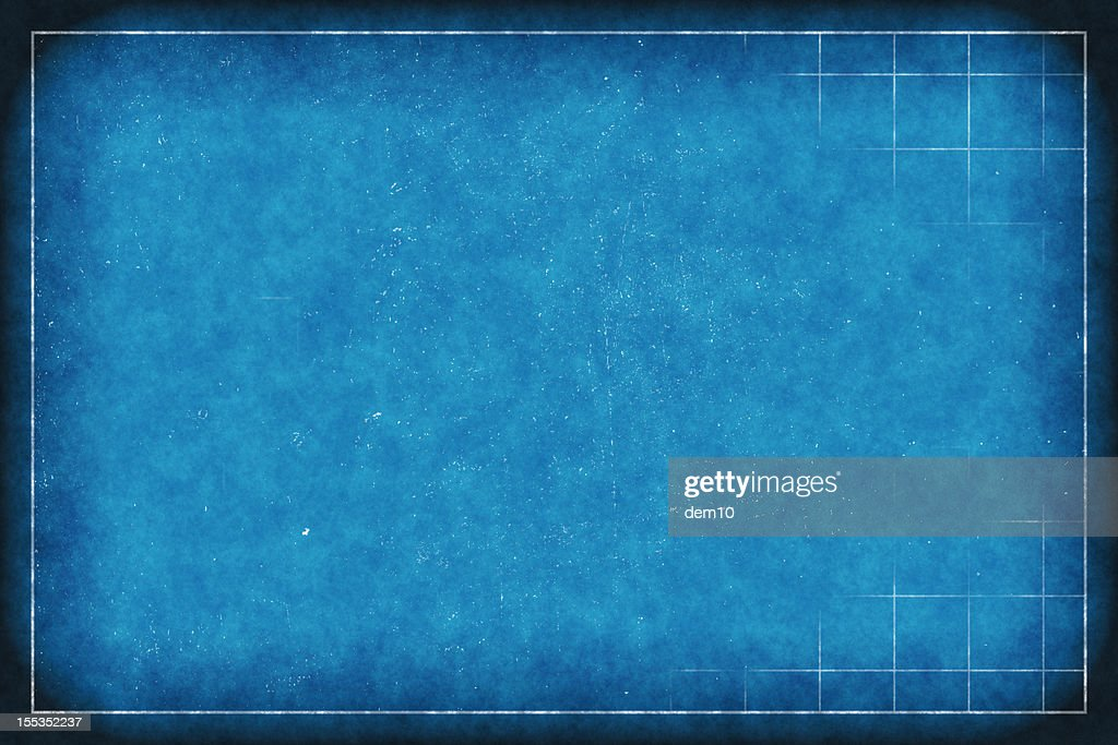 blueprint grid paper : Stock Photo