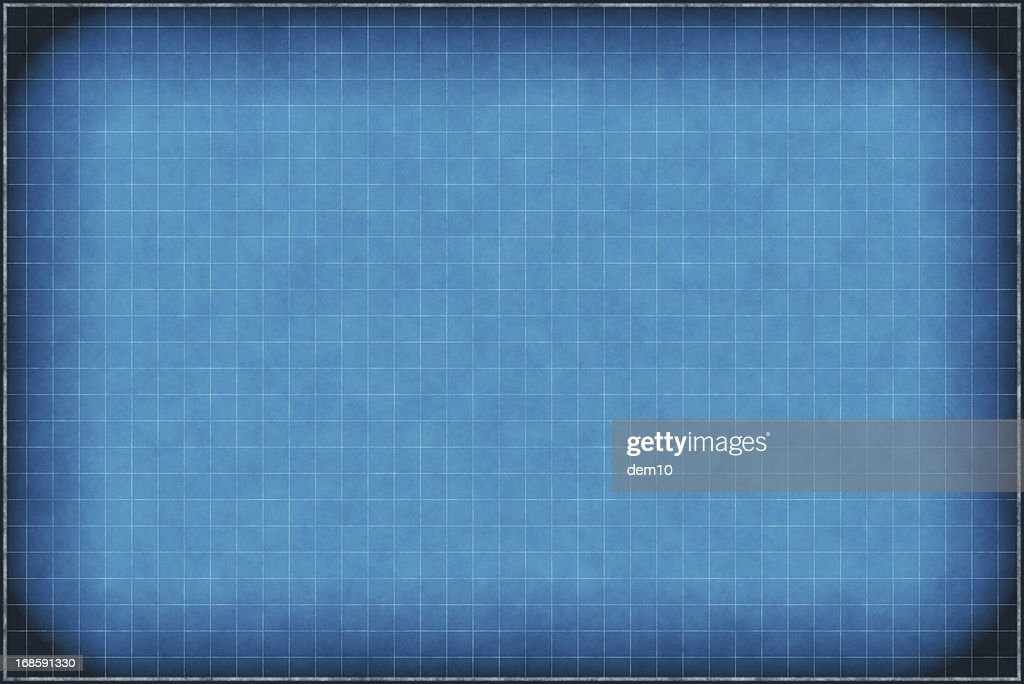 Blueprint grid paper stock photo getty images blueprint grid paper stock photo malvernweather Image collections
