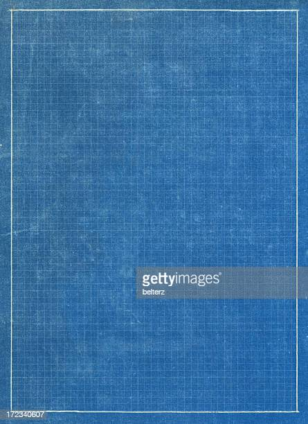 Blueprint stock photos and pictures getty images blueprint grid paper rf design malvernweather