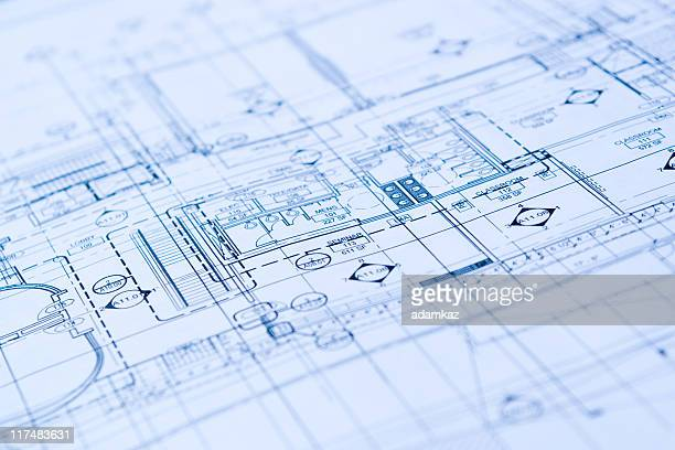 blueprints - blueprint stock pictures, royalty-free photos & images