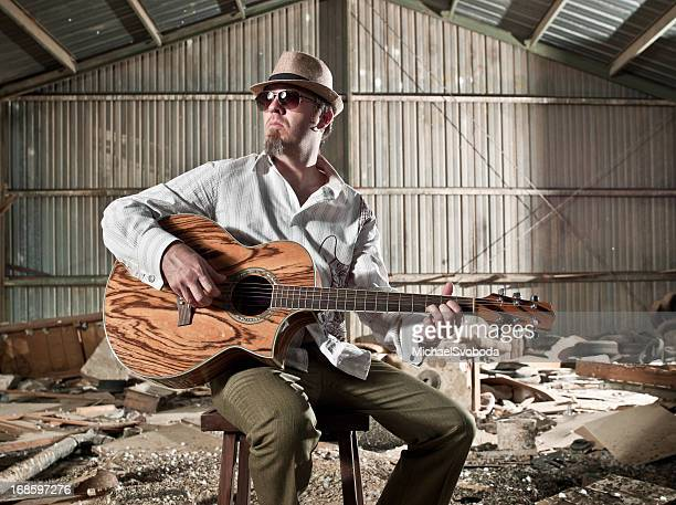 blues artist - grimes musician stock pictures, royalty-free photos & images