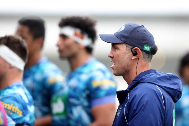 NZL: Blues Training Session