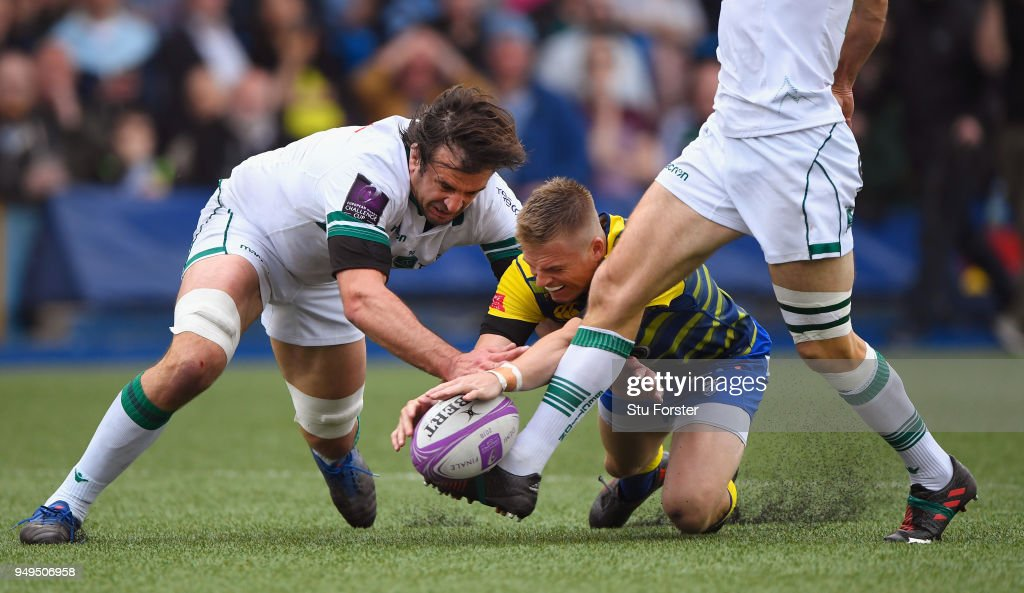Cardiff Blues v Pau - European Challenge Cup Semi-Final