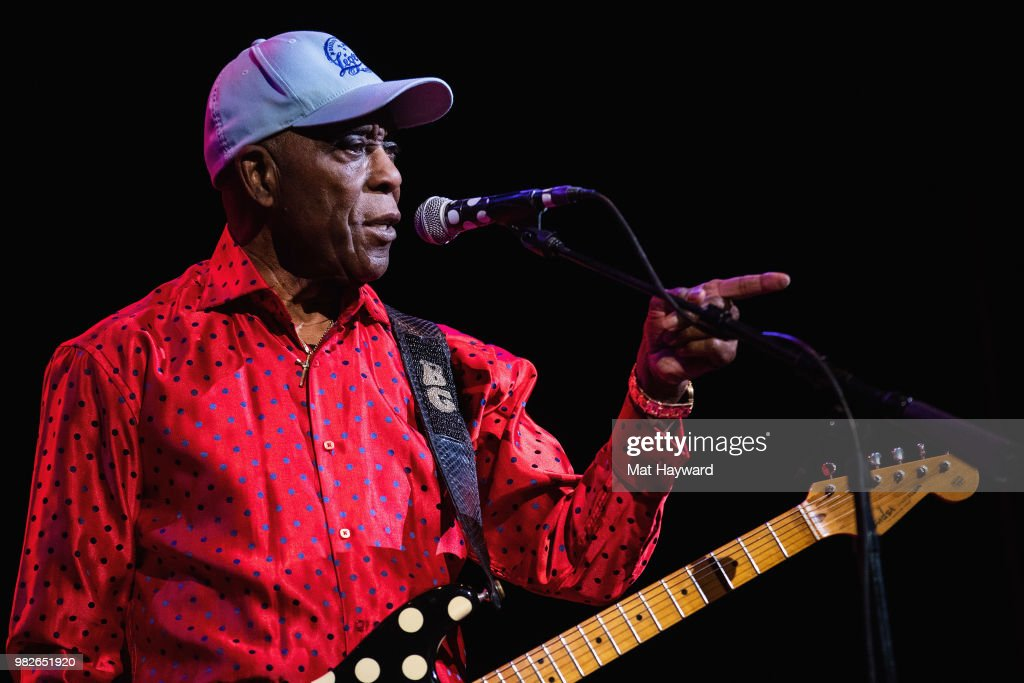 Buddy Guy Performs At The Moore Theatre