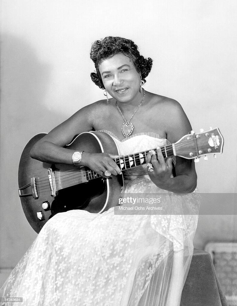 Memphis Minnie : News Photo