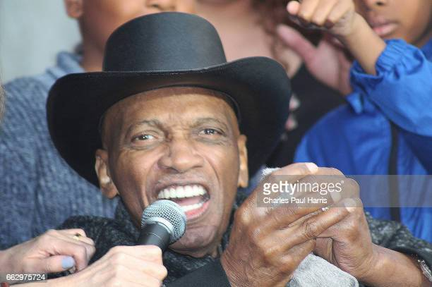 Blues songwriter, singer and guitarist Otis Rush appears at the Chicago Blues Festival. JUNE 12, 2016 in Chicago, Illinois.