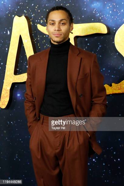 Bluey Robinson attends the world premiere of Cats at Alice Tully Hall Lincoln Center on December 16 2019 in New York City