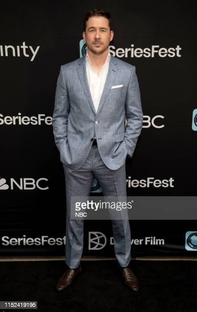 Bluff City Law World Premiere at SeriesFest Season 5 at the SIE FilmCenter on June 22 2019 in Denver Colorado Pictured Barry Sloane