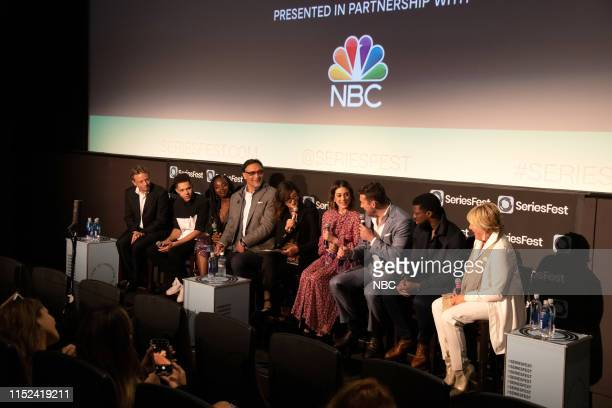 Bluff City Law World Premiere at SeriesFest Season 5 at the SIE FilmCenter on June 22 2019 in Denver Colorado Pictured Dean Georgaris Executive...