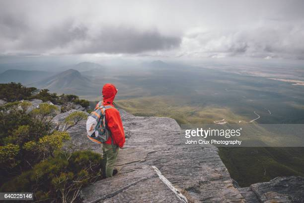 Bluff Knoll hiking