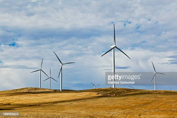 Bluff Range Windfarm