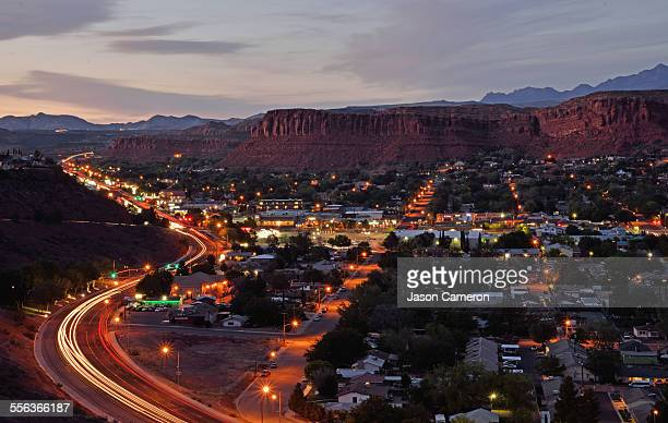 bluff street - st. george utah stock pictures, royalty-free photos & images