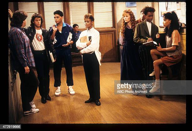 CLASS 'Blunden in Love' Airdate October 25 1989 DAN SCHNEIDERBRIAN ROBBINSMICHAEL DELORENZOROBIN GIVENSKHRYSTYNE HAJEDAN FRISCHMANDE