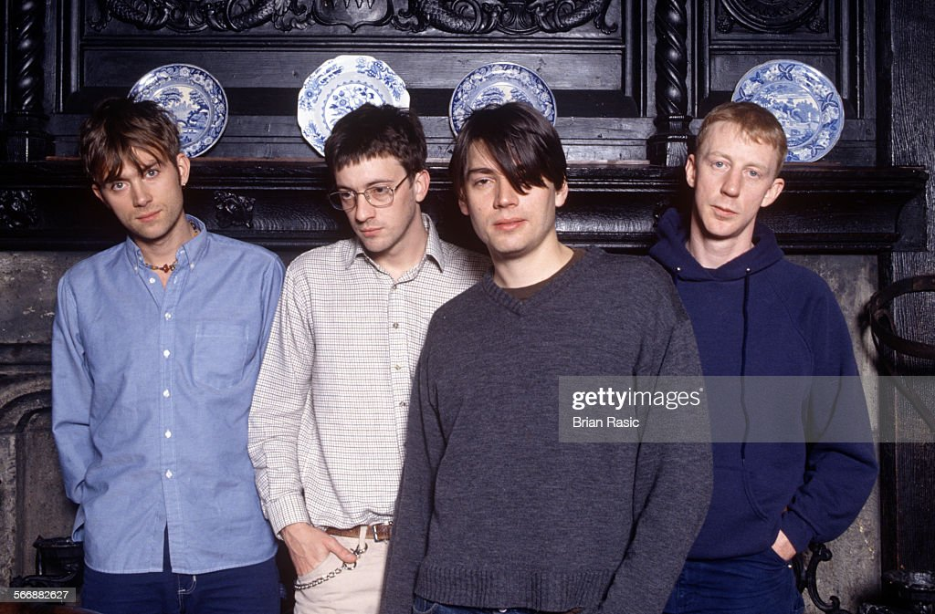 Blur - 1996 : News Photo