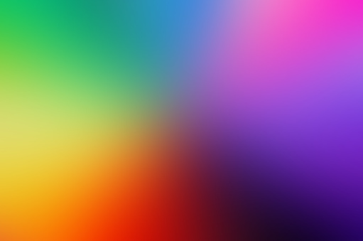 blur colorful background purple yellow blue green color Primary colors Color Theory 880998052