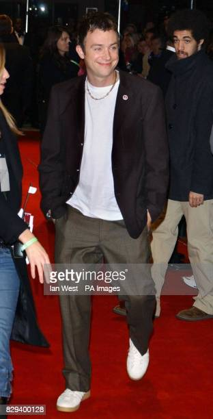 Blur frontman Damon Albarn arrives for the UK Music Hall Of Fame live final at the Hackney Empire in east London The Channel 4 series looking at...