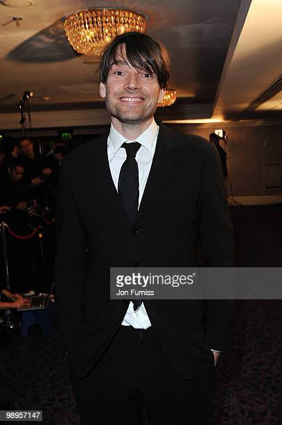 Blur guitarist Alex James attends the Sony Radio Academy Awards held at The Grosvenor House Hotel on May 10 2010 in London England