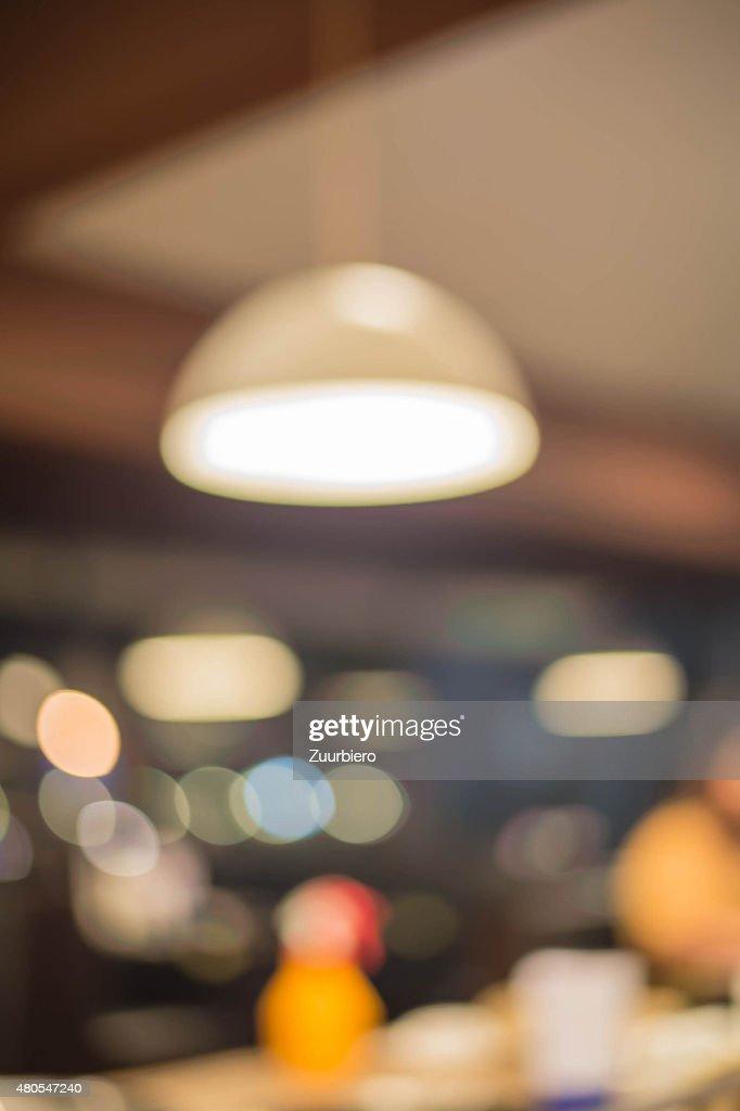 Blur Lampe : Stock-Foto