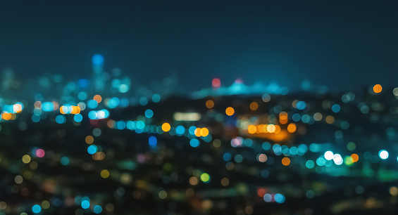 Blurred abstract bokeh background 1172073205