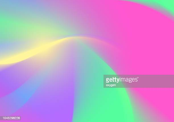 blurred abstract neon colored background - fun background stock pictures, royalty-free photos & images