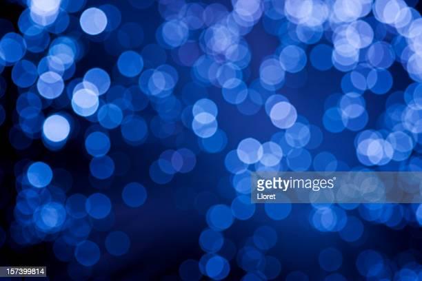 Verschwommene Blau Licht