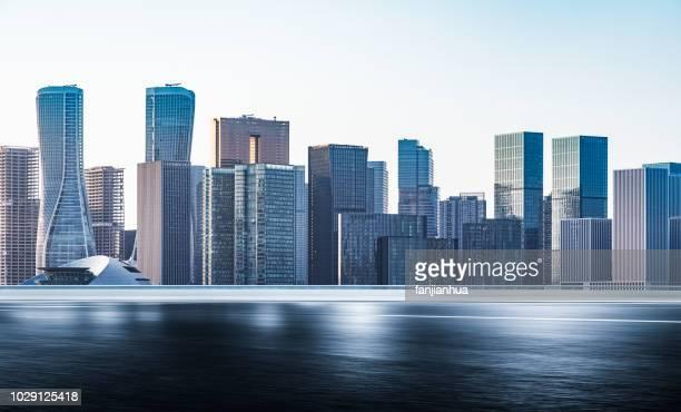 blurred motion road - 深圳市 ストックフォトと画像
