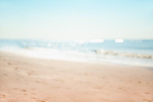 Blurred sea background 918599572