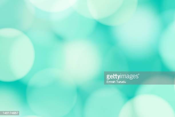 Blurred sparkles