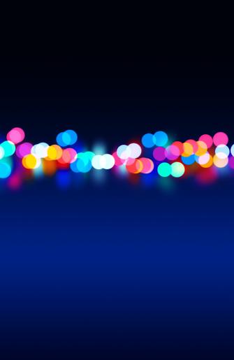 Blurred street lights at night - gettyimageskorea
