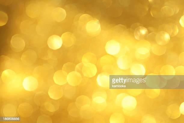 Unscharf gestellt Light Hintergrund für Weihnachten