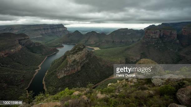 Blyde River Canyon and Three Rondawels