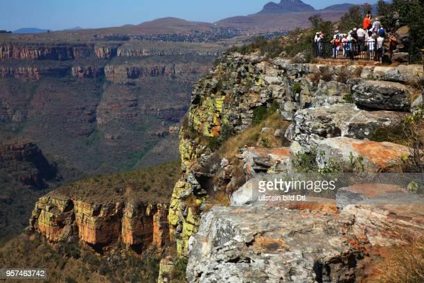 Blyde River Canyon, Panorama Route, Provinz Mpumalanga, Republik Südafrika