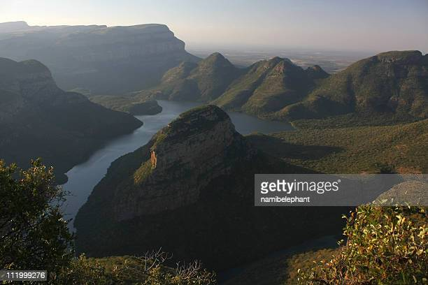 blyde river canyon - south africa stock pictures, royalty-free photos & images