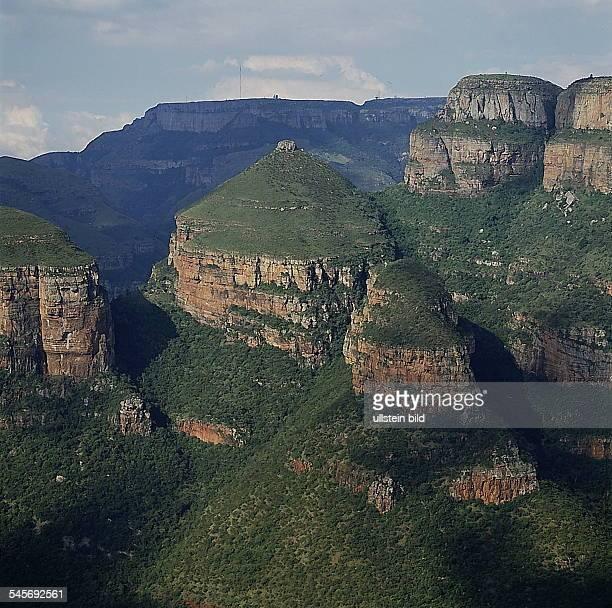 Blyderiverspoort :Drakensberge- 1993