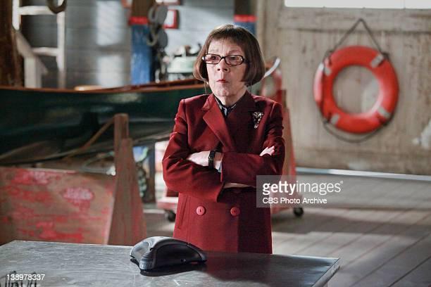 Blye K Henrietta Hetty Lange in NCIS LOS ANGELES Tuesday Feb 21 on the CBS Television Network