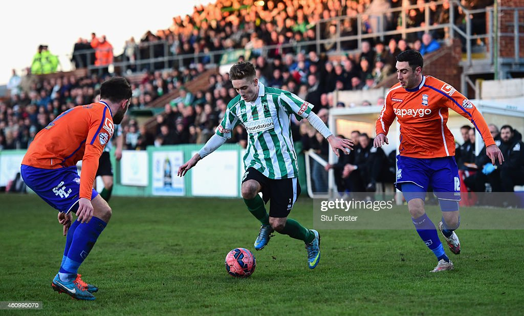 Blyth Spartans AFC v Birmingham City - FA Cup Third Round : News Photo