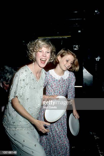 Blythe Danner and Gwyneth Paltrow during 4th Annual New York Caberet Benefit for the Williamstown Theater Festival at Studio 54 in New York City New...