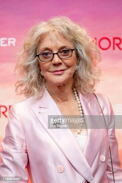 Blythe Danner attends the The Tomorrow Man New York Screening at The Robin Williams Center on May 20 2019 in New York City