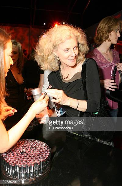 Blythe Danner during Entertainment Weekly Magazine 4th Annual Pre-Emmy Party - Inside at Republic in Los Angeles, California, United States.